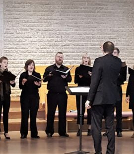 Exaudi Chamber Choir