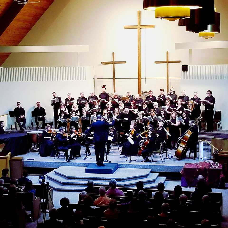 Messiah Performance 2019